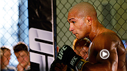 """His mom never slapped him in the face when he was a kid, that's why he's like that. So I am going to be his dad Saturday night,"" says Fight Night Dublin headliner Diego Brandao. See if Brandao can backup his big talk Saturday night on UFC FIGHT PASS!"