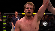 Welterweight Gunnar Nelson reflects on his 13th career victory over Zak Cummings at Fight Night Dublin.