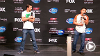 Watch the UFC Fight Club Q&A with middleweights Luke Rockhold and Cung Le, live Friday, July 25 at 10pm BST.