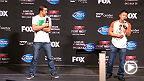 Watch the UFC Fight Club Q&A with middleweights Luke Rockhold and Cung Le, live Friday, July 25 at 11pm CET.