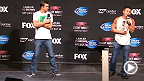 Watch the UFC Fight Club Q&A with middleweights Luke Rockhold and Cung Le, live Friday, July 25 at 11pm CEST.