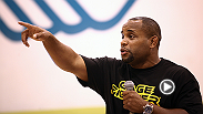 Following his thrashing of Dan Henderson at UFC 173, undefeated heavyweight Daniel Cormier called out champion Jon Jones.