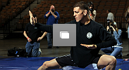 Check out some of Nick Diaz's best moments in the Octagon.