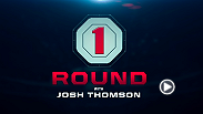 Josh Thomson sits down with Megan Olivi to talk about his matchup vs. Bobby Green and more in this One Round feature.