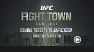 "San Jose has been a fighting hotbed for a long time. Check out this teaser for the UFC FIGHT PASS exclusive ""Fight Town,"" which is set for release on Tuesday, July 29."