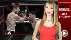 UFC Minute host Lisa Foiles breaks down all the need-to-know news for today, Thursday, July 31.