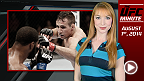 UFC Minute host Lisa Foiles breaks down all the need-to-know news for today, Friday, August 1.