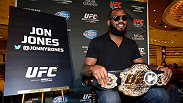 Some of the UFC's biggest stars met with the media before taking the Octagon in September at UFC 178. Tickets for this action-packed event go on sale Friday!