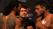 Watch the official weigh-in for UFC Fight Night: Henderson vs. dos Anjos.