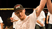 Known for being a big 155-pounder, Gray Maynard uses his one punch knockout power to end the night for Joe Veres in a quick fashion. See Maynard battle Ross Pearson in the co-main event at UFC Fight Night Bangor.