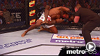 Technique MetroPCS de la semaine - Derek Brunson vs Brian Houston