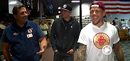 Alliance MMA stars Ross Pearson and Seth Baczynski take a trip out to the Cole Family Land Transportation museum to get an up close look at some classic cars and bikes.