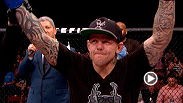 Ross Pearson's last three wins have by come way of knockout. Hear The Real Deal recount his latest win against wrestling ace Gray Maynard at Fight Night Bangor.