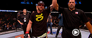 Light heavyweight Ryan Bader looks back on his win against Ovince Saint Preux at Fight Night Bangor.