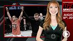 UFC Minute의 진행자 리사 포일스가 전하는 UFC 뉴스
