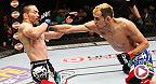 """Vencedor do The Ultimate Fighter season 13, o peso leve Tony """"El Cucuy"""" Ferguson queria mostrar serviço contra Katsunori Kikuno no UFC 173. Veja Ferguson enfrentando Danny Castillo na luta co-principal do UFC 177."""