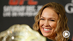 Before the weigh-ins, watch a UFC Q&A with Ronda Rousey live Friday, August 22 at 3:15 a.m./12:15 a.m. ETPT.