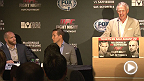 Watch the ticket on-sale press conference for UFC Fight Night Halifax.
