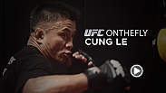 On this episode of UFC ON THE FLY, MMA legend Cung Le takes aim at his next action film role, while remaining focused on his two biggest priorities: family and fighting in the UFC.
