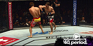 In this MetroPCS Move of the Week; after John Hathaway misses with a short elbow, Dong Hyun Kim delivers an elbow of his own to finish the fight in devastating fashion.