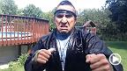 O peso pena Ricardo Lamas colocou no ar seu imperdível desafio do balde de gelo em prol da em prol da consciência sobre a esclerose amiotrófica.