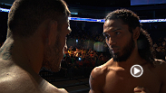 Watch as main event fighters Benson Henderson and Rafael dos Anjos step on the scale at the Fight Night Tulsa weigh-ins before their clash on Saturday night.