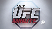 Catch with all the news from this week with the UFC Minute: Week In Review!