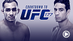 UFCカウントダウンがサクラメントで開催されるUFC 177の舞台裏に皆さんをご招待。サクラメント在住のライト級、ダニー・カスティーリョはTUF優勝ファイタートニー・ファーグソンとの一戦に臨む。