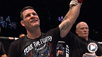 Fight Night Macao: Michael Bisping Octagon Interview