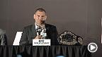 Assista à coletiva de imprensa para anúncio da venda de ingressos do UFC 180: Velasquez x Werdum.