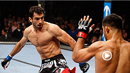 Submission artist and no. 7 ranked middleweight Gegard Mousasi plans to take the fight to the ground against talented wrestler Mark Munoz. See Mousasi battle Jacare Souza in the main event at UFC Fight Night Foxwoods.