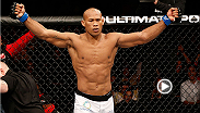 """Dangerously powerful middleweight Ronaldo """"Jacare"""" Souza looks to use his hands against UFC vet Yushin Okami. Watch Jacare take on Gegard Mousasi in the main event at UFC Fight Night Foxwoods."""