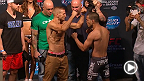 Watch the official weigh-in for UFC 177: Dillashaw vs. Barao II, live Saturday, August 30 at 8 a.m. KST.