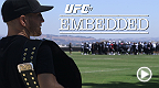 T.J. Dillashaw and his coach Duane Ludwig head to the gym for a fight week training session, while Renan Barao packs his bags for his trip to the U.S. and the most important quest of his life: reclaiming his UFC title.