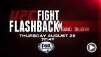 UFC史上最大の番狂わせの一つが起きたUFC 173でのヘナン・バラオ vs. T.J. ディラシャウ。米国時間8月28日 7pm/4pm ETPTからFOX Sports 1で放送されるファイト・フラッシュバックで世紀の一戦を振り返ろう。