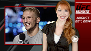 UFC Minute host Lisa Foiles runs down all the need-to-know needs for Thursday, August 27th, including Ultimate Media Day, the Dana Download, and free fights on UFC.com!