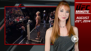 Find out all you need to know about today's UFC 177 weigh-in, recent fight card changes, how to catch the last episode of Embedded before tomorrow's event, and info on the UFC's debut on Playstation 4.