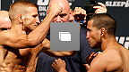 Fotos da pesagem do UFC 177