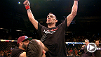 Hear from Danny Castillo and Tony Ferguson after their UFC 177 bout that ended in a close split decision.