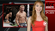 Host Lisa Foiles gets you up to date on every thing from T.J. Dillashaw's first UFC title defense to all the action heading to a TV screen near you this weekend with UFC Fight Night: Jacare vs. Mousasi in today's UFC Minute!
