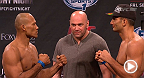 Watch the official weigh-in for UFC Fight Night: Jacare vs. Mousasi live Thursday, September 4 at 6 p.m./3 p.m. ETPT.