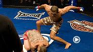 En WEC 41, Jose Aldo deslumbró con una impresionante rodilla voladora contra Cub Swanson. Vea a  Aldo en acción en UFC 179 contra Chad Mendes, por el título pluma.