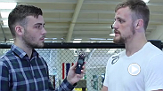 Welterweight contender Gunnar Nelson talks about his upcoming main event bout at UFC Fight Night Stockholm on October 4th.