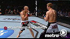 Technique MetroPCS de la semaine - Joe Lauzon vs Curt Warburton