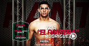 Team Velasquez fighter Yair Rodriguez discusses his route to The Ultimate Fighter Latin America. Check his out this Tuesday as he takes the Octagon against Humberto Brown in an all-new episode of The Ultimate Fi