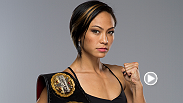 UFC correspondent Megan Olivi sits down with Invicta Fighting Championship atomweight champion Michelle Waterson before her title defense this Saturday, live on UFC FIGHT PASS.