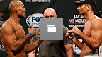 UFC Fight Night Foxwoods: Fotos da pesagem