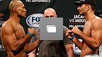UFCファイトナイト フォックスッド大会の計量フォトギャラリー
