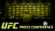 Watch the ticket on-sale press conference for UFC Fight Night Sydney, live Thursday, September 11 at 2am BST.