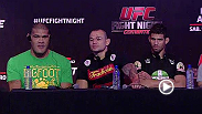 Watch the Fight Night Brasilia: Bigfoot vs. Arlovski Post-fight Press Conference.